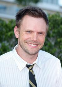 Joel McHale at the NBC All-Star party during the 2007 Summer Television Critics Association Press Tour.