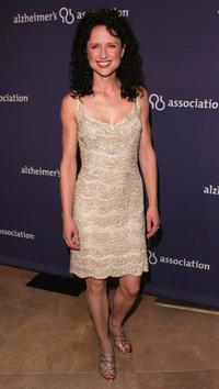 Jean Louisa Kelly at the Alzheimer's Association's 13th Annual