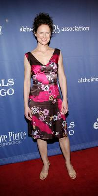 Jean Louisa Kelly at the Alzheimers Association's 15th Annual
