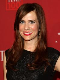 Kristen Wiig at the TIME's 100 Most Influential People Gala.