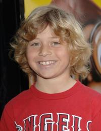 Shane Baumel at the California premiere of