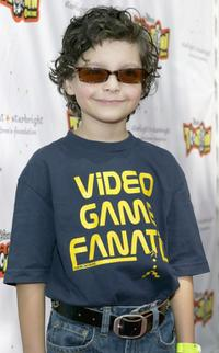 Max Burkholder at the