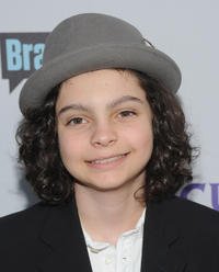 Max Burkholder at the NBC Universal TCA 2011 Press Tour All-Star party in California.