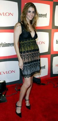 Tara Mercurio at the Entertainment Weekly 2nd Annual Emmy Party.