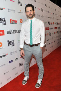 Aaron Abrams at the Rising Stars: 2012 Producers Ball during the 2012 Toronto International Film Festival in Canada.