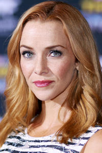 Annie Wersching at the world premiere of