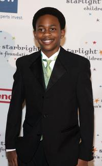 Malcolm David Kelley at the