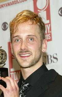 Jeff Whitty at the 58th Annual Tony Awards.
