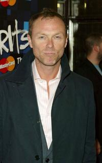 Gary Kemp at the Brit Awards 2005 Shortlist Announcement.