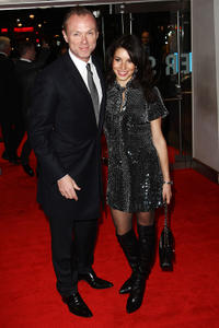 Gary Kemp and Guest at the European premiere of