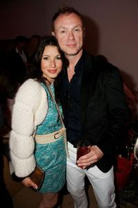 Lauren Barber and Gary Kemp at the 62nd International Cannes Film Festival.