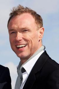 Gary Kemp at the press conference to announce the first dates of a world tour.
