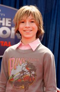 Paul Butcher at the California premiere of