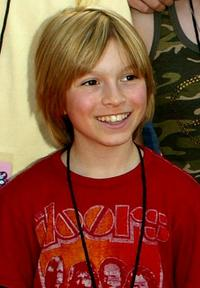 Paul Butcher at the 18th Annual Kids Choice Awards.