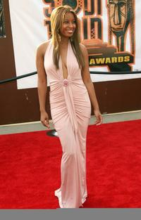 Reagan Gomez-Preston at the 20th Annual Soul Train Music Awards.
