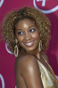 Reagan Gomez-Preston at the UPN Stars Party.