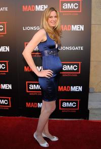 Anne Dudek at the premiere of