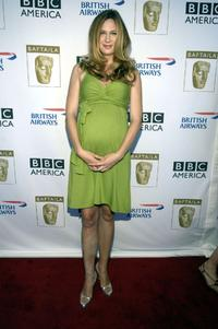Anne Dudek at the 6th Annual BAFTA TV Tea Party.