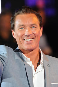 Martin Kemp at the Celebrity Big Brother House final night in England.