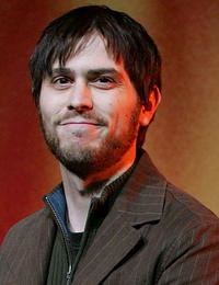 Don Hertzfeldt at the 2007 Sundance Film Festival Award Ceremony in Utah.