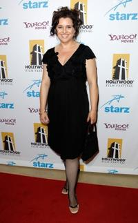 Michelle Arthur at the 11th annual Hollywood awards gala.