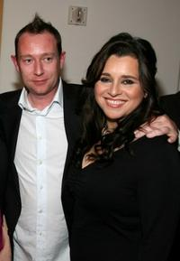 Jason Farrand and Michelle Arthur at the California premiere of