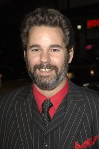 Paul F. Tompkins at the premiere of