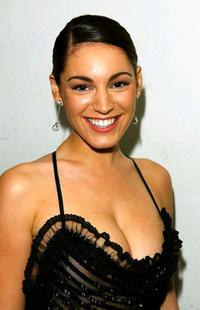 Kelly Brook at the British Independent Film Awards.