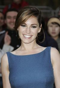 Kelly Brook at the world premiere of