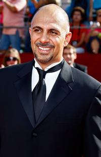Anthony Azizi at the 60th Primetime Emmy Awards.