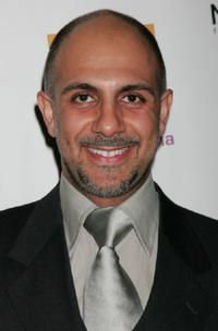 Anthony Azizi at the 2nd Annual Noor Film Festival.