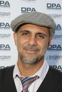 Anthony Azizi at the 2008 Pre-Emmys DPA Gifting Lounge.
