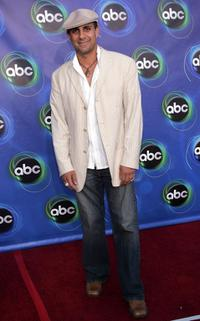 Anthony Azizi at the ABC TCA party.