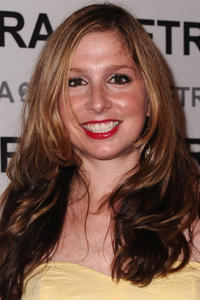 Shoshannah Stern at the 8th Annual Ivy Bethune Tri-Union Diversity Awards in California.