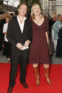 Wilifried Hochholdinger and Catharina Deus at the premiere of