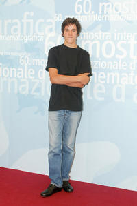 Pierre Boulanger at the photocall of