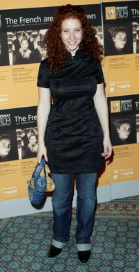 Lola Naymark at the photocall of third annual