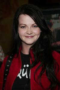 Meg White at the 2003 Toronto International Film Festival.