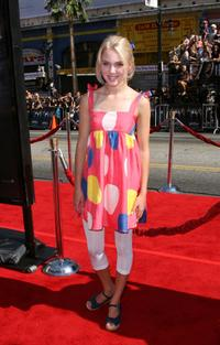 AnnaSophia Robb at the U.S. premiere of