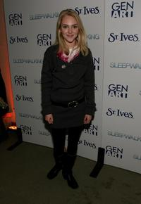 AnnaSophia Robb at the party of