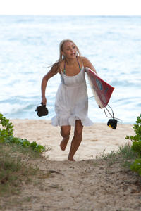 AnnaSophia Robb as Bethany Hamilton in