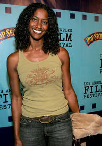Jonell Kennedy at the California premiere of