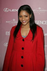 Erica Hubbard at the Essence Black Women In Hollywood luncheon.