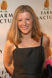 Mimi Kennedy at the Farm Sanctuary Gala 2004.