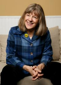 Mimi Kennedy at the 2009 Sundance Film Festival.