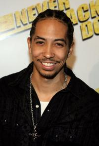 Neil Brown, Jr. at the premiere of