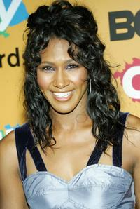 Terri J. Vaughn at the 2005 BET Comedy Icon Awards.