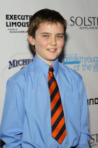 Cameron Bright at the Movieline's Hollywood Life 2004 Breakthrough Awards.