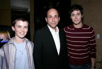 Cameron Bright, Roger Forcier and Adam Brody at the after party of