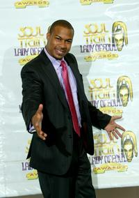 Finesse Mitchell at the 10th Annual Soul Train Lady of Soul Awards.
